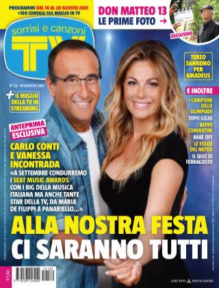 TV Sorrisi e Canzoni 2021-08-09
