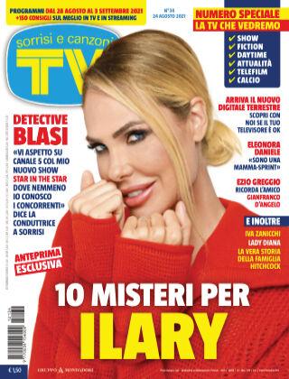 TV Sorrisi e Canzoni 2021-08-23