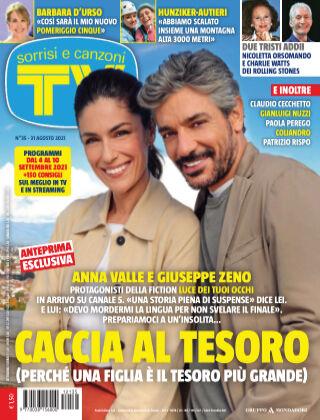 TV Sorrisi e Canzoni 2021-08-30