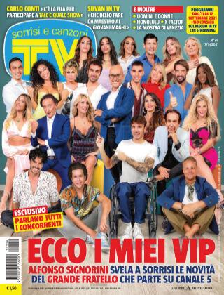 TV Sorrisi e Canzoni 2021-09-06