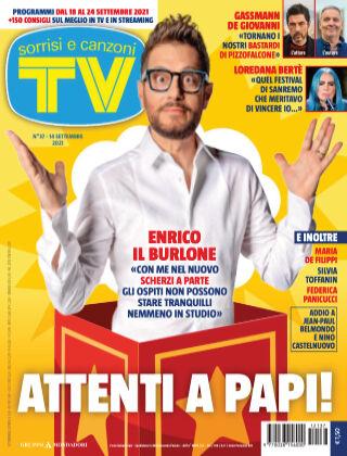 TV Sorrisi e Canzoni 2021-09-13