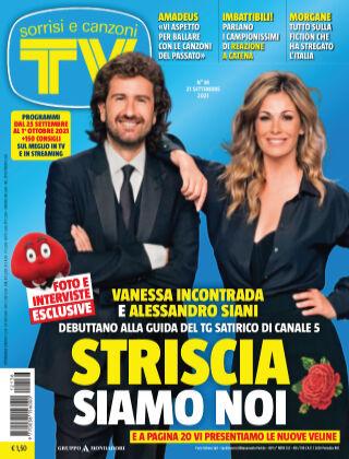 TV Sorrisi e Canzoni 2021-09-21