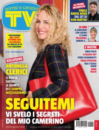 TV Sorrisi e Canzoni 2021-09-28