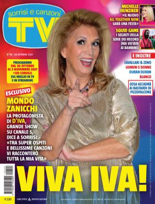 TV Sorrisi e Canzoni 2021-10-26