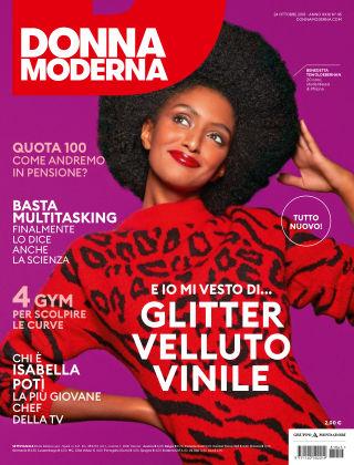 Donna Moderna 2018-10-24