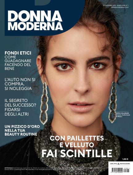 Donna Moderna December 19, 2018 00:00