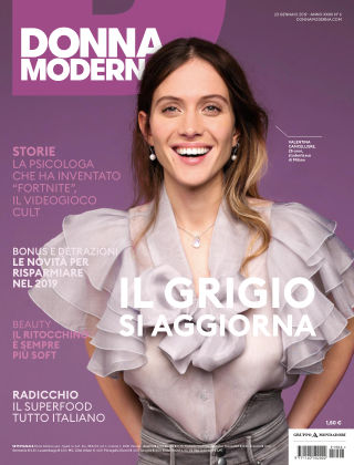 Donna Moderna 2019-01-23