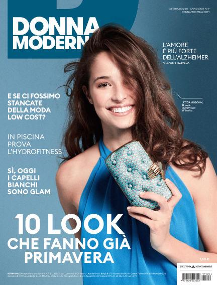 Donna Moderna February 13, 2019 00:00