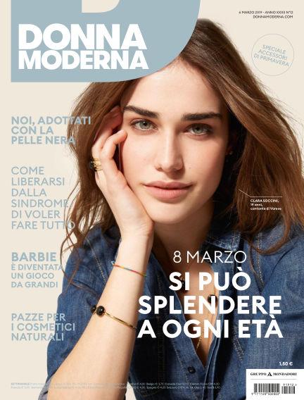 Donna Moderna March 06, 2019 00:00