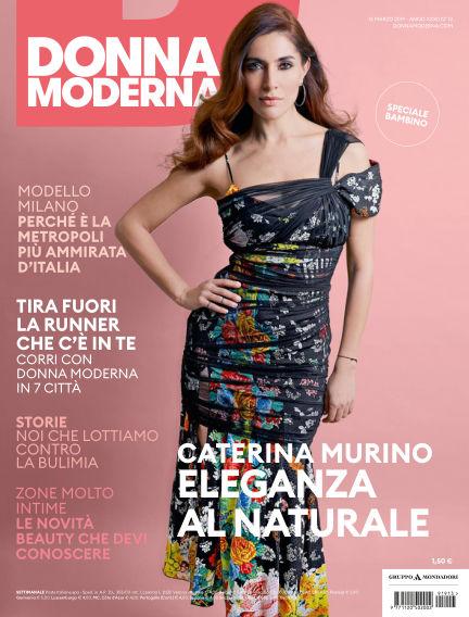 Donna Moderna March 14, 2019 00:00