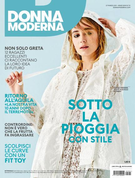 Donna Moderna March 28, 2019 00:00