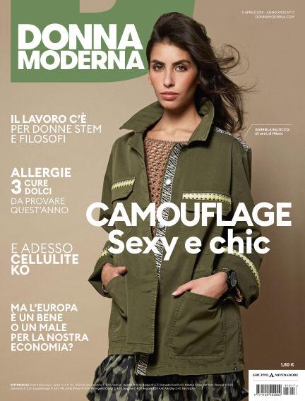 Donna Moderna April 11, 2019 00:00