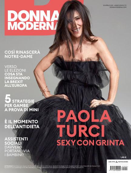 Donna Moderna April 24, 2019 00:00