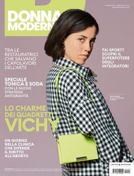 Donna Moderna May 01, 2019 00:00