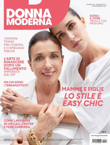 Donna Moderna May 08, 2019 00:00