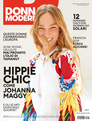 Donna Moderna 2019-06-05