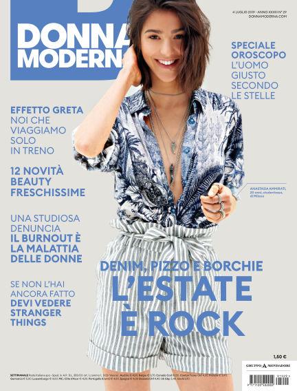 Donna Moderna July 03, 2019 00:00