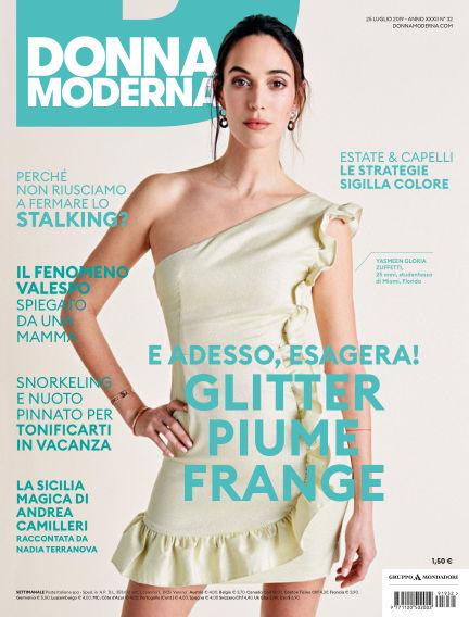 Donna Moderna July 24, 2019 00:00