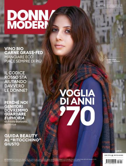 Donna Moderna September 25, 2019 00:00