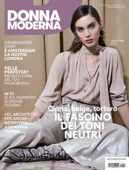 Donna Moderna October 03, 2019 00:00