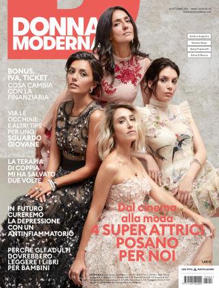 Donna Moderna 2019-10-09