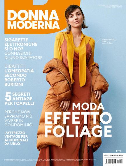 Donna Moderna October 16, 2019 00:00