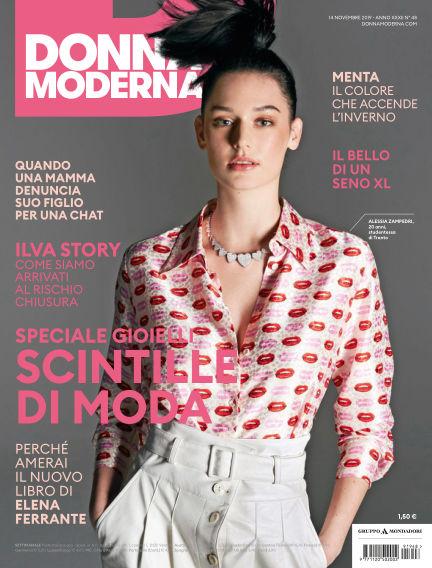 Donna Moderna November 14, 2019 00:00