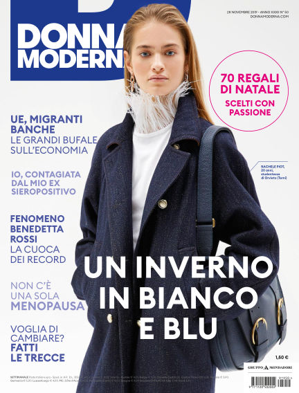 Donna Moderna November 28, 2019 00:00