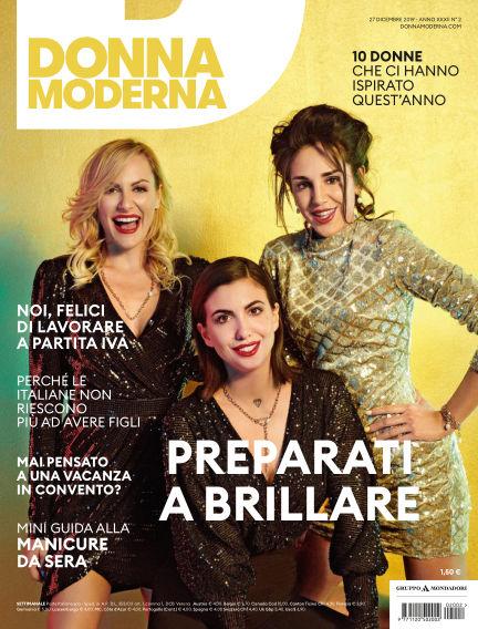 Donna Moderna December 27, 2019 00:00