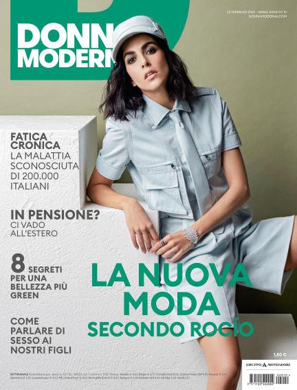 Donna Moderna February 20, 2020 00:00