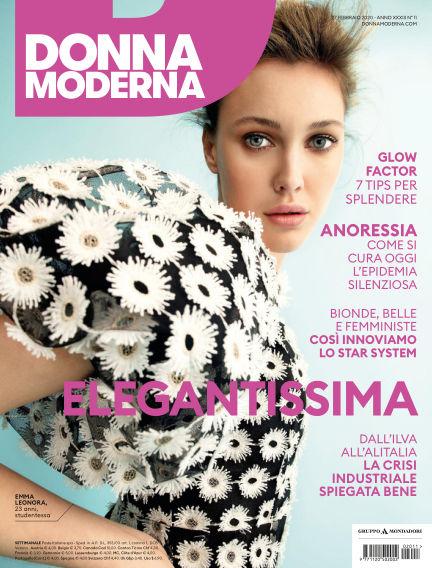 Donna Moderna February 27, 2020 00:00