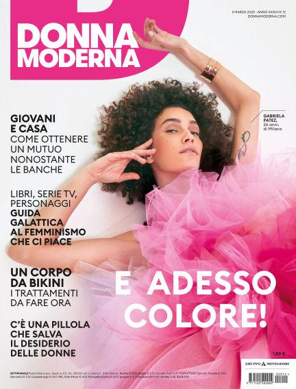 Donna Moderna March 05, 2020 00:00