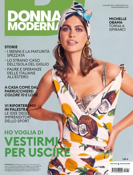 Donna Moderna May 14, 2020 00:00