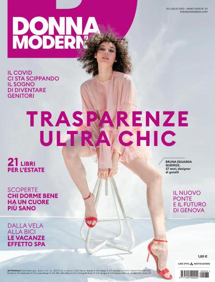 Donna Moderna July 30, 2020 00:00