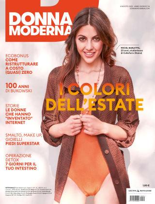 Donna Moderna 2020-08-06