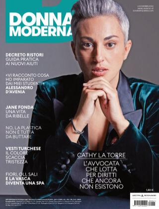 Donna Moderna 2020-11-05