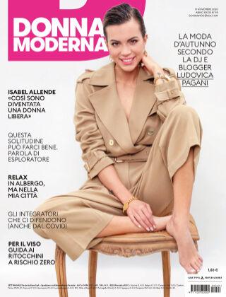 Donna Moderna 2020-11-19