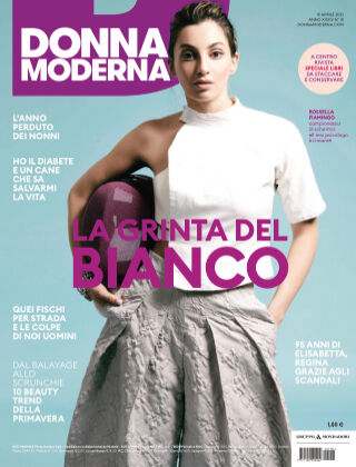 Donna Moderna 2021-04-15