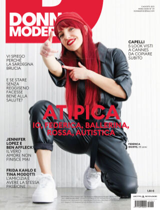 Donna Moderna 2021-08-04