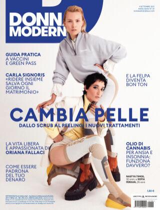 Donna Moderna 2021-09-08