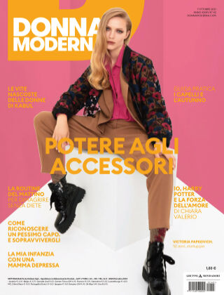 Donna Moderna 2021-10-07