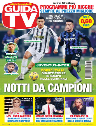 GuidaTV Guida TV 05/2021