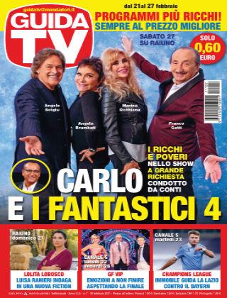 GuidaTV Guida TV 07/2021
