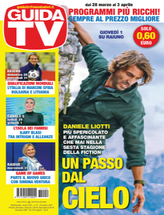 GuidaTV Guida TV 12/2021