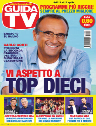 GuidaTV Guida TV 14/2021
