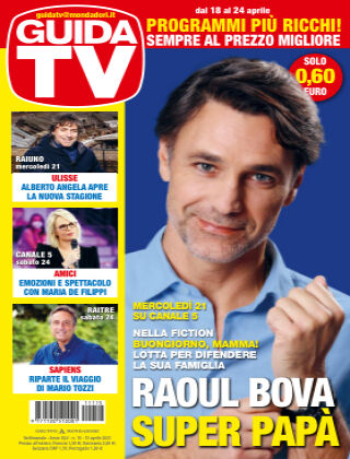 GuidaTV Guida TV 15/2021