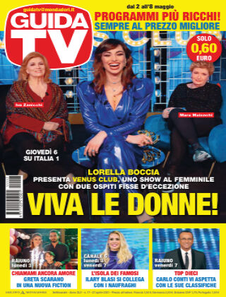 GuidaTV Guida TV 17/2021