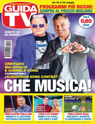 GuidaTV Guida TV 19/2021