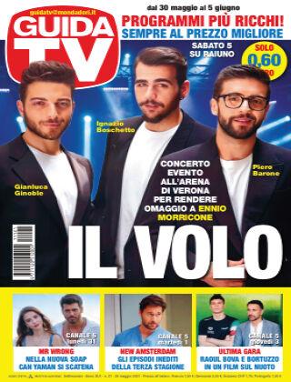 GuidaTV Guida TV 21/2021