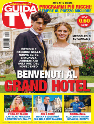 GuidaTV Guida TV 22/2021
